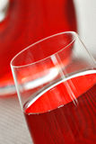 Cranberry juice cocktail royalty free stock images
