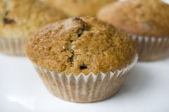 Cranberry Muffin Stock Photo