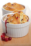 Cranberry muffins Royalty Free Stock Photo