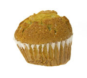 Cranberry orange muffin Royalty Free Stock Images