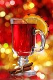 cranberry pomarańczowe poncza pikantność Obrazy Royalty Free