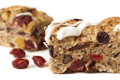 Cranberry Snack Bar Royalty Free Stock Photo