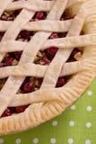 Cranberry Walnut Pie Stock Photos