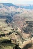 Crand Canyon. Colorado river in Crand Canyon royalty free stock photography