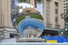 Crand casino - Monako Stock Image