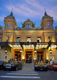 Crand casino - Monako Royalty Free Stock Images