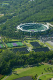 Crandon Park Tennis Cente Stock Photo