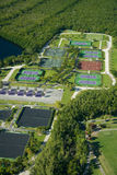 Crandon Park Tennis Center Stock Photos
