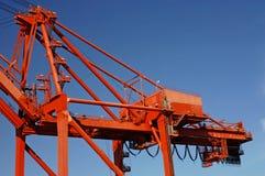 Free Crane 1 Royalty Free Stock Image - 2453356