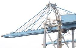 A crane Royalty Free Stock Photo
