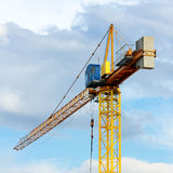 Crane Royalty Free Stock Photos