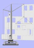 Crane Stock Image