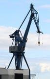 Crane. Dock crane used at harbours around the world stock image