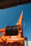 The crane Royalty Free Stock Image