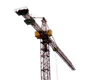 Crane 3 Royalty Free Stock Photo
