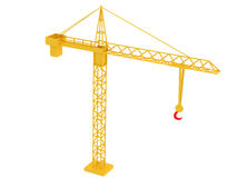 Crane 3d Stock Photo