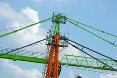 crane Obraz Royalty Free