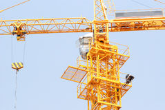 The Crane Royalty Free Stock Photo