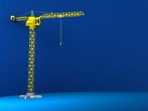 crane Fotografia Stock
