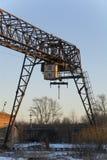 Crane1 Lizenzfreies Stockbild
