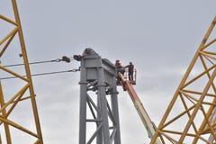 crane Zdjęcie Stock