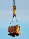 Crane. Royalty Free Stock Photo