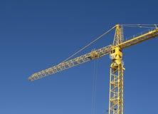 Free Crane Against Blue Sky Stock Photos - 20332523