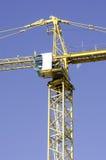 Construction site crane Royalty Free Stock Image