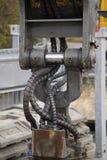 Crane arm Stock Photos