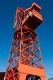 Crane in Bilbao Stock Photos