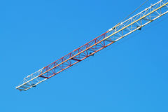 Crane boom Royalty Free Stock Images