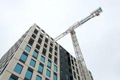 crane budowlanych przemysłowe Zdjęcia Stock