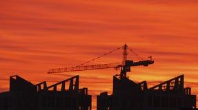 Free Crane Build Construction Stock Images - 3363874