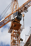 Crane Closeup. A closeup picture of a crane detail Royalty Free Stock Photography