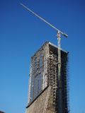 Crane in Construction Stock Photos
