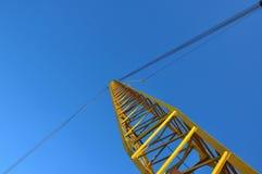 Crane 07 Royalty Free Stock Photography
