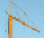 Crane Royalty Free Stock Image