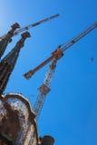 Crane at construction Royalty Free Stock Photo