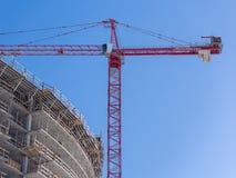 Crane Construction Stock Photography