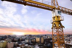 Free Crane Detail Stock Photo - 1961140