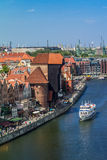 Crane Gate, Gdansk Stock Photos
