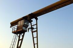 Crane havy industry Stock Photography