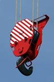 Crane hook Stock Images