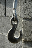 Crane hook Stock Photography