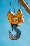 Crane Hook Stock Images
