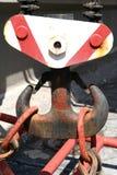 Crane Hook Arkivfoton