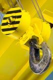 Crane Hook Immagine Stock Libera da Diritti