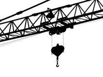 Crane Hook Fotos de Stock
