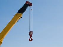 Crane Hook Stock Photos