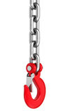 The crane hook Royalty Free Stock Photos